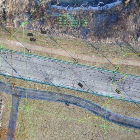 Aerial Orthophoto Overlay